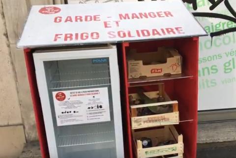 frigo solidaire